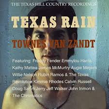 Townes Van Zandt -   Texas Rain (2LP  VINYL)