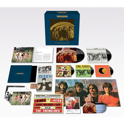 The Kinks - Are The Village Green Preservation Society (BOXSET)
