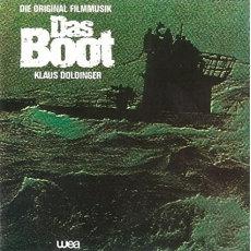 OST - Das Boot  (180g CAMOUFLAGE GREEN VINYL)