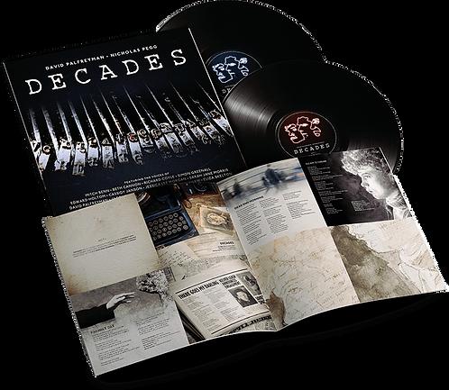David Palfreyman & Nicholas Pegg  - Decades  (VINYL)