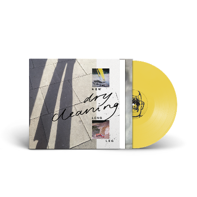 Dry Cleaning - New Long Leg  ( LIMITED YELLOW VINYL)