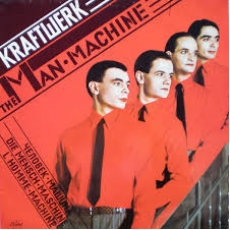 Kraftwerk - The Man Machine  (2020 RED VINYL)