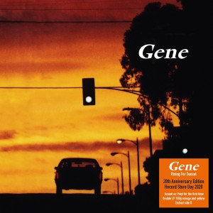 Gene - Rising For Sunset: 20TH Anniversary Edition  (ORANGE/YELLOW 2LP VINYL)