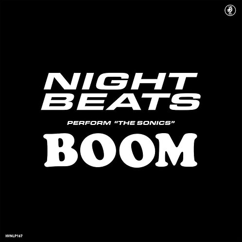 "Night Beats Perform  - ""The Sonics"" Boom (VINYL)"