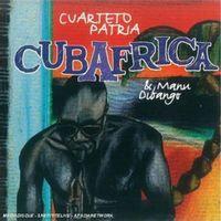 Manu Dibango - Cubafrica  (COLOURED VINYL)