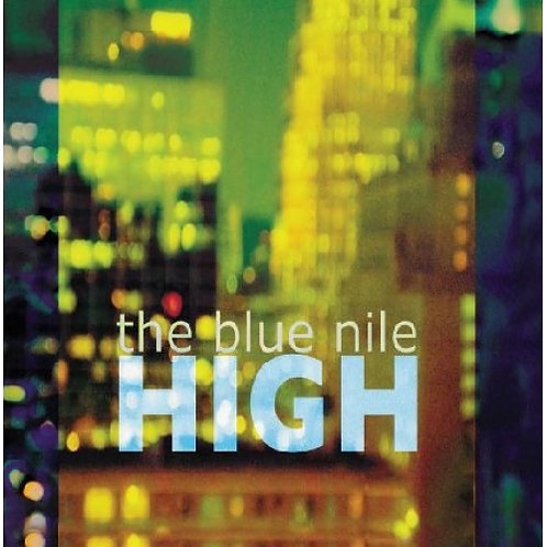 The Blue Nile - High  (180gm VINYL)