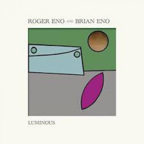 Roger Eno  & Brian Eno - Luminous  ( VINYL)