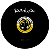 """Fatboy Slim  - Weapon Of Choice (PICTURE DISC 12"""")"""