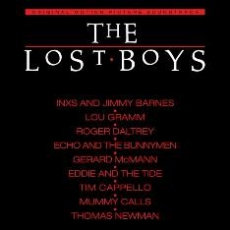 OST - The Lost Boys  (RED VINYL)