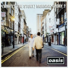 Oasis - (What's The Story) Morning Glory? - (25th ANNIVERSARY SILVER 2LP)