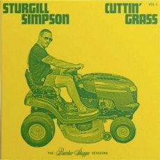 Sturgill Simpson - Cuttin' Grass Vol. 1 (LIMITED YELLOW/GREEN 2LP VINYL)