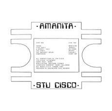 Stu Cisco - Amanita (VERY LIMITED 2021 REISSUE VINYL)