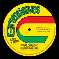 "Freddie McGregor - Never Run Away (12"")"