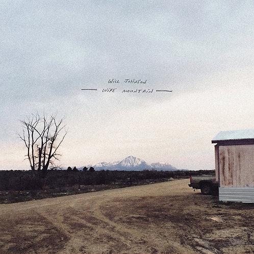Will Johnson  - Wire Mountain (BONE-COLOURED VINYL)