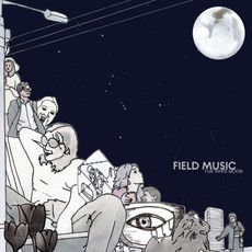 Field Music - Flat White Moon  (LIMITED TRANSPARENT VINYL)