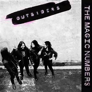 The Magic Numbers - Outsiders  (VINYL)
