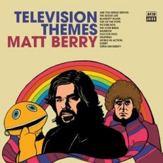 Matt Berry  - TV Themes (WHITE VINYL)