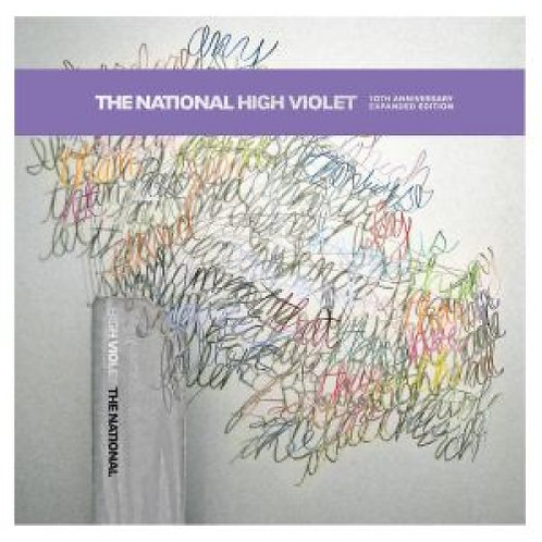 The National - High Violet (10th ANNIVERSARY 3LP VINYL EDITION)