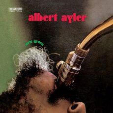 Albert Ayler - New Grass  (GATEFOLD VINYL)