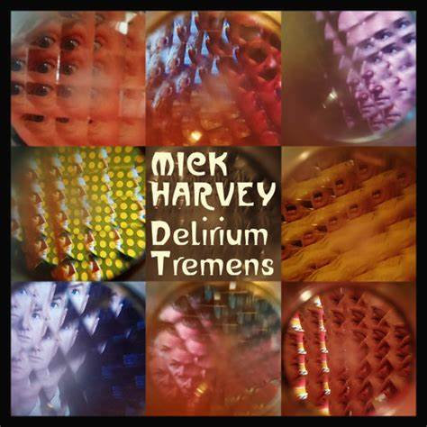 Mick Harvey  - Delirium Tremens (VINYL)