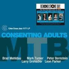 M.T.B - Consenting Adults  (VINYL)