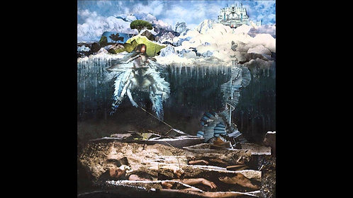 John Frusciante - The Empyrean (10th Anniversary VINYL)