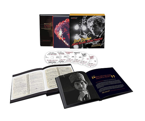 Bob Dylan - More Blood, More Tracks: Bootleg Series Vol.14  (CD BOXSET)