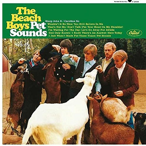 The Beach Boys - Pet Sounds (50th Anniversary STEREO VINYL)
