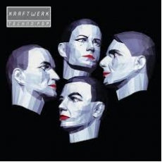 Kraftwerk - Techno Pop  (2020 CLEAR VINYL)