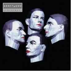 Kraftwerk - Techno Pop  (2020 CLEAR VINYL)