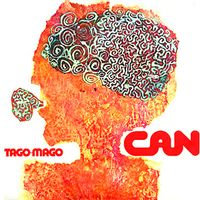Can - Tago Mago  (ORANGE VINYL)