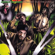 """Jungle Brothers - Straight Out Of The Jungle (7"""" SINGLE)"""
