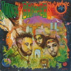 Jungle Brothers - Done By The Forces Of Nature (2LP VINYL)