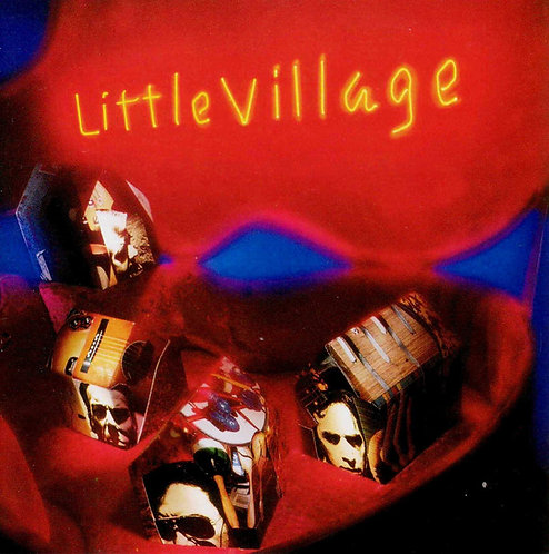 Little Village  - Little Village (LIMITED BLUE VINYL)