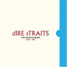 Dire Straits - The Studio Albums 1978-1991  (6CD BOXSET)