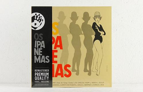 Os Ipanemas - Os Ipanemas (VINYL)