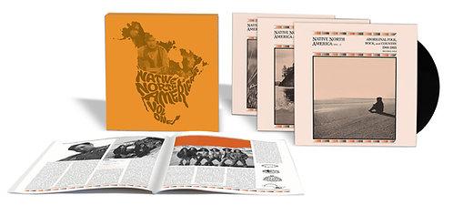 Native North America Vol. 1: Aboriginal Folk, Rock, and Country 1966–1985 (3LP)