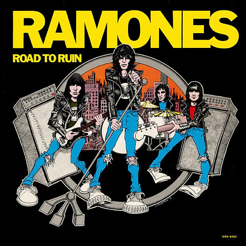 Ramones - Road To Ruin (40th Anniversary Box)