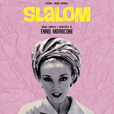 OST - Slalom: Ennio Morricone  (VINYL)