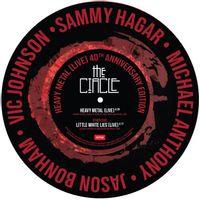 Sammy Hagar - Heavy Metal / Little White Lies (PICTURE DISC)