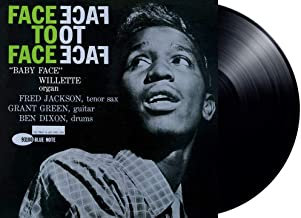 Baby Face Willette - Face To Face (VINYL - TONE POET EDITION)