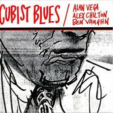 Alan Vega, Alex Chilton, Ben Vaughn - Cubist Blues (VINYL)