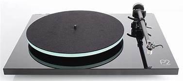 REGA Planar 2 Turntable  - (BLACK)