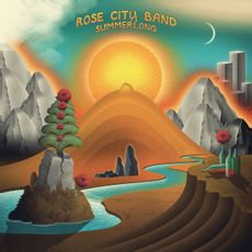 Rose City Band - Summerlong  (#LRS LIMITED BUTTERCUP VINYL)