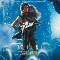 OST - Aliens (LIMITED ACID BLOOD VINYL)