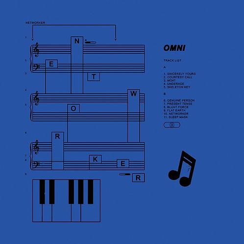 Omni  - Networker (LIMITED COLOURED VINYL)