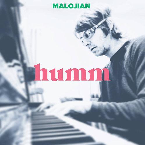 Malojian - Humm  (GATEFOLD 180g VINYL)