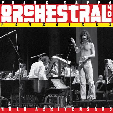 Frank Zappa Orchestra - Favourites (VINYL)
