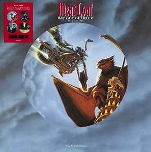 Meatloaf - Bat Out Of Hell II (2LP PICTURE DISC)