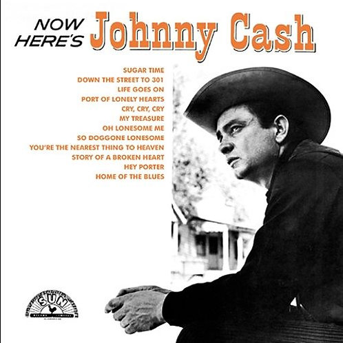Johnny Cash  - Now Here's Johnny Cash (VINYL)